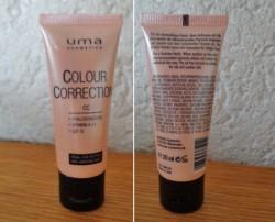 Produktbild zu uma cosmetics CC Colour Correction Balm