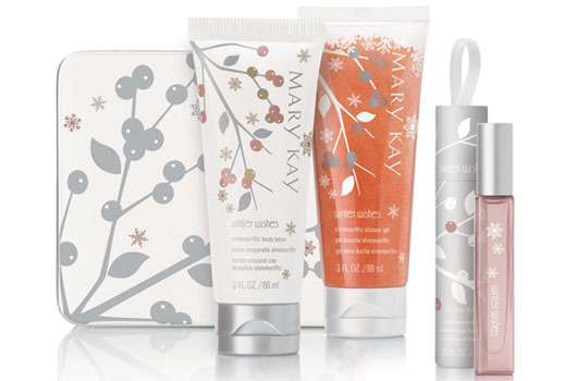 Mary Kay® Winter Wishes™ Produkte