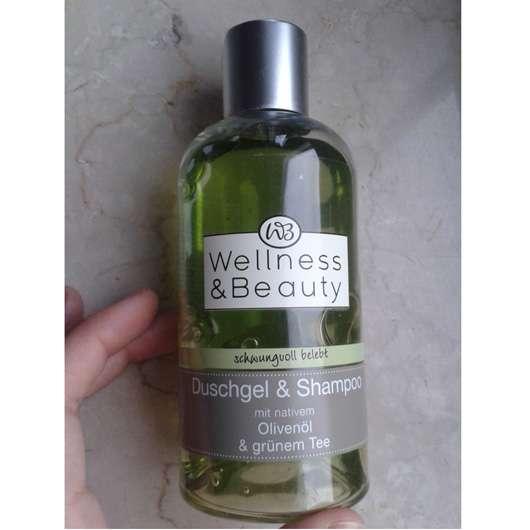 """Wellness & Beauty Duschgel & Shampoo """"schwungvoll belebt"""""""