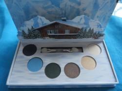 Produktbild zu essence mountain calling eyeshadow palette – Farbe: 01 meet me @ the ski lodge (LE)