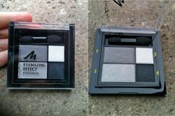 Produktbild zu MANHATTAN Eyemazing Effect Eyeshadow – Farbe: 109A Smokey Smile