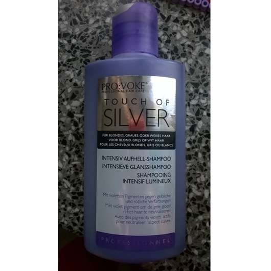 Pro:Voke Touch of Silver Intensiv Aufhell-Shampoo