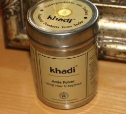 Produktbild zu Khadi Amla Pulver