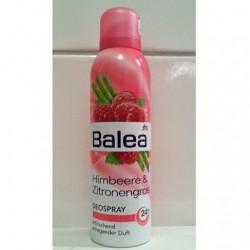 Produktbild zu Balea Deospray Himbeere & Zitronengras