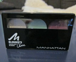 Produktbild zu MANHATTAN Blogger's Choice Eyeshadow – Farbe: 2 My Precious China (LE)