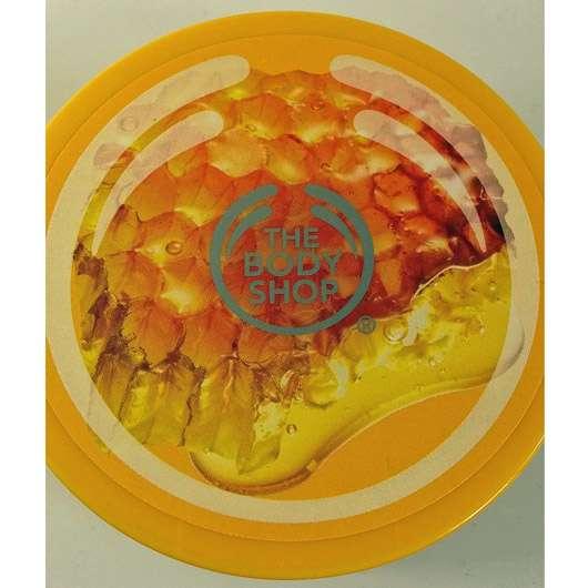 The Body Shop Honeymania Cream Body Scrub
