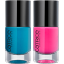 """CATRICE Ultra Stay & Gel Shine 3 Step Nail System """"It Pieces"""""""