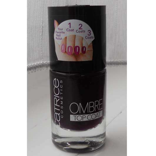 Catrice Ombre Top Coat, Farbe: 01 Colour Of Change