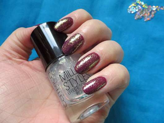 Catrice Million Styles Effect Top Coat, Farbe: 02 ¿Holo, Que Tal?