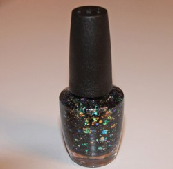 Produktbild zu OPI Nail Lacquer – Farbe: HRF-17 Comet in the Sky (LE)