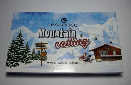 essence mountain calling eyeshadow palette, Farbe: 01 meet me @ the ski lodge (LE)