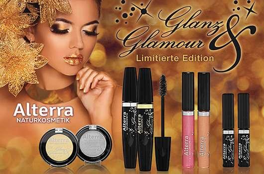 """Limitierte Edition """"Glanz & Glamour"""" von Alterra Naturkosmetik"""