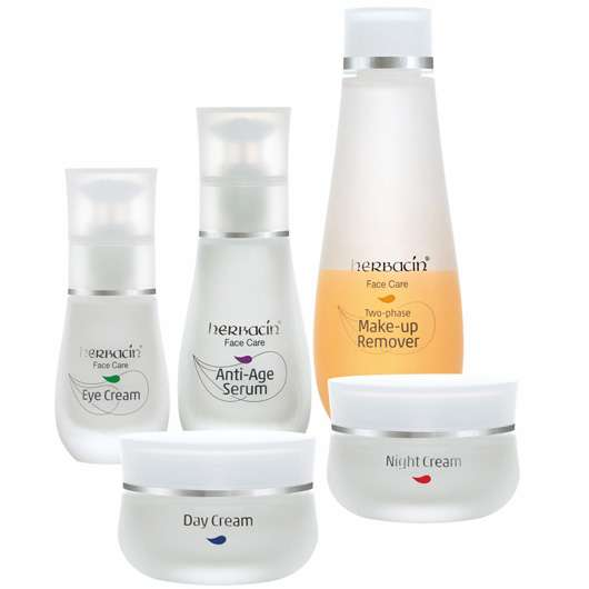 Herbacin Face Care Serie