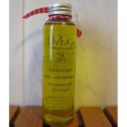 Produktbild zu IMIKO Golden Liquid Body- & Massageöl