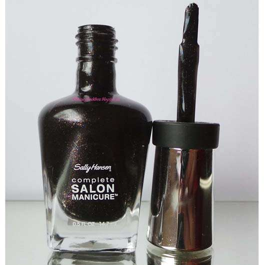 Sally Hansen Complete Salon Manicure Nagellack, Farbe: 670 Midnight in NY
