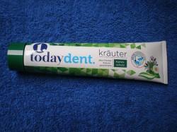 Produktbild zu today dent Kräuter Zahncreme