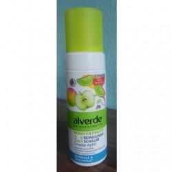 Produktbild zu alverde Naturkosmetik Beauty & Fruity 3in1 Reinigungsschaum Limette Apfel