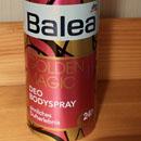 Balea Golden Magic Deo-Bodyspray