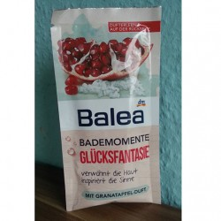 Produktbild zu Balea Bademomente Glücksfantasie (mit Granatapfel-Duft)
