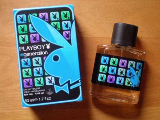 Playboy #Generation for him Eau de Toilette