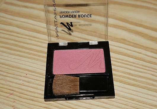 test rouge blush manhattan powder rouge farbe 34l secret lovers testbericht von. Black Bedroom Furniture Sets. Home Design Ideas