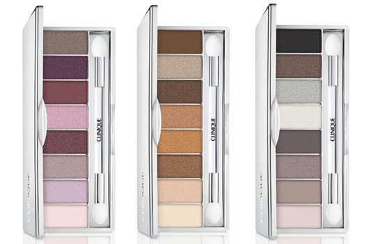 Clinique Wear Everywhere All about shadow Palette