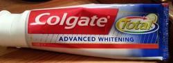 Produktbild zu Colgate Total Advanced Whitening Zahncreme
