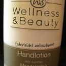 """Wellness & Beauty Handlotion """"federleicht unbeschwert"""""""
