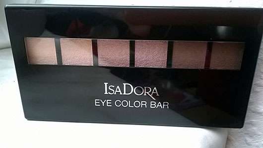 IsaDora Eye Color Bar, Farbe: 60 Nude Essentials (LE)