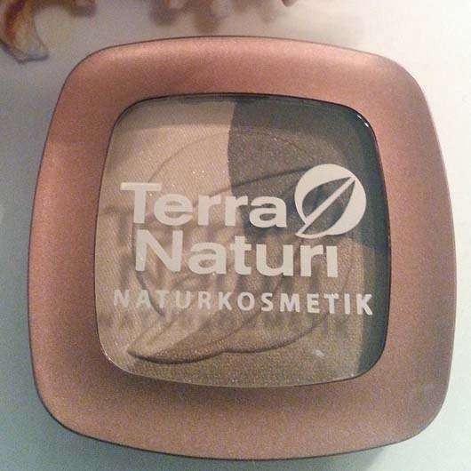 Terra Naturi Metallic Trio Eyeshadow, Farbe: 03 Coffee Party