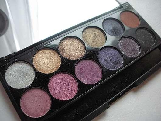 Sleek MakeUP I Divine Vintage Romance Lidschatten Palette (LE)