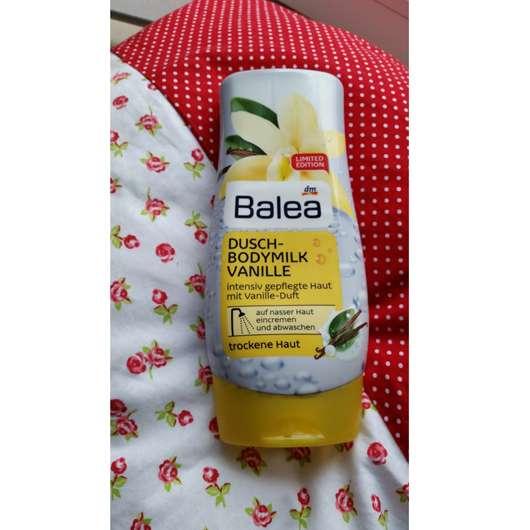 Balea Dusch-Bodymilk Vanille (LE)