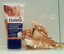 Produktbild zu Balea Feuchtigkeitsspendende Nachtcreme (normale & Mischhaut)