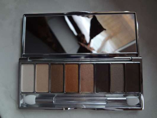 Clinique Wear Everywhere All about shadow Palette, Farbe: Sahara Sand (LE)