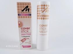 Produktbild zu MANHATTAN CLEARFACE Coverstick – Farbe: 70 Vanilla
