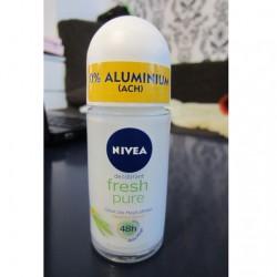 Produktbild zu NIVEA fresh pure 48h Deodorant Roll-On