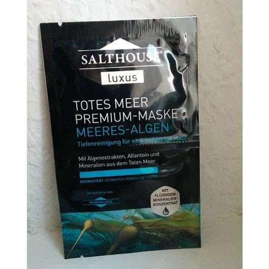 Salthouse Luxus Totes Meer Premium-Maske Meeres-Algen