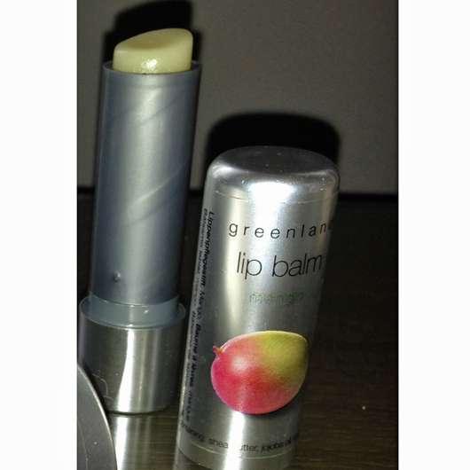 Greenland Lip Balm Mango