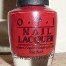 OPI Nail Lacquer, Farbe: Romantically Involved (LE)