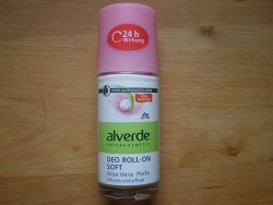 Produktbild zu alverde Naturkosmetik Deo Roll-On Soft Aloe Vera Perle