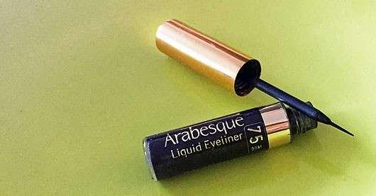 <strong>Arabesque</strong> Liquid Eyeliner - Farbe: 75 Schwarz
