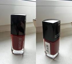 Produktbild zu ARTDECO Art Couture Nail Lacquer – Farbe: 690 couture cherry tree