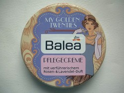 Produktbild zu Balea Pflegecreme My Golden Twenties
