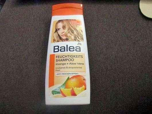 test shampoo balea feuchtigkeits shampoo mango aloe. Black Bedroom Furniture Sets. Home Design Ideas