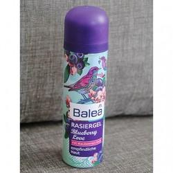 Produktbild zu Balea Rasiergel Blueberry Love (empfindliche Haut)