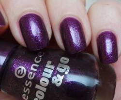 Produktbild zu essence colour & go nail polish – Farbe: 193 best dressed