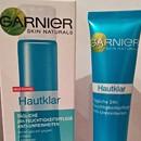 Garnier Skin Naturals Hautklar Tägliche 24h Feuchtigkeitspflege Anti-Unreinheiten