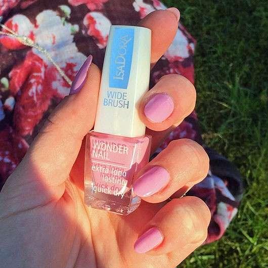 IsaDora Wonder Nail Nagellack, Farbe: 501 Candy Store (LE)