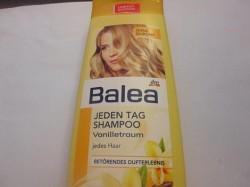 Produktbild zu Balea Jeden Tag Shampoo Vanilletraum (LE)
