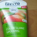 lavera Color Glanz Spülung Farbschutz & Glanz